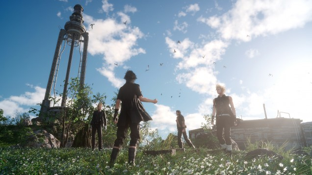 Final Fantasy XV PAX Prime 01