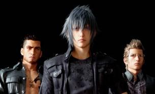 Final Fantasy XV noctis friends