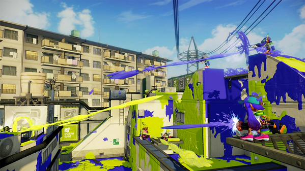 Flounder Heights splatoon 3