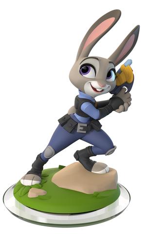 Judy Disney Infinity 3.0