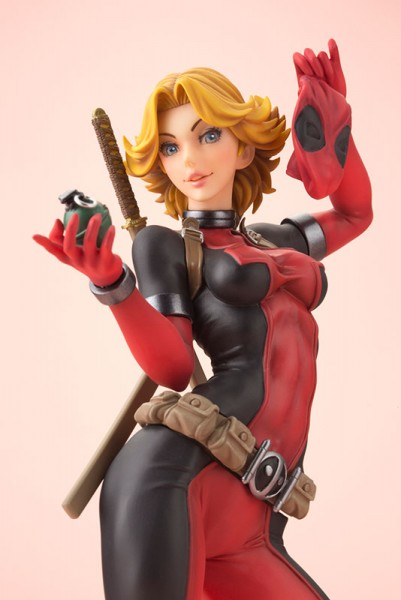Lady Deadpool Kotobukiya 11