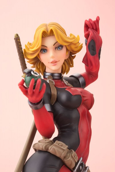 Lady Deadpool Kotobukiya 12