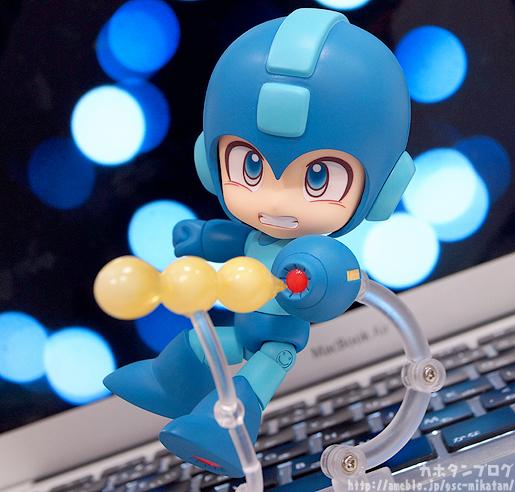 Mega Man Nendoroid 3