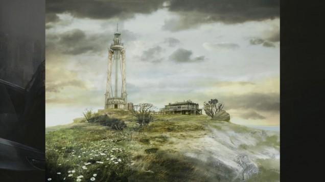 Puesto Fronterizo de Caim en Final Fantasy XV