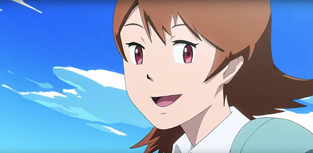 Sora Takenouchi en Digimon Adventure tri