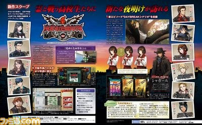 Tokyo Twilight ghost hunters ps4