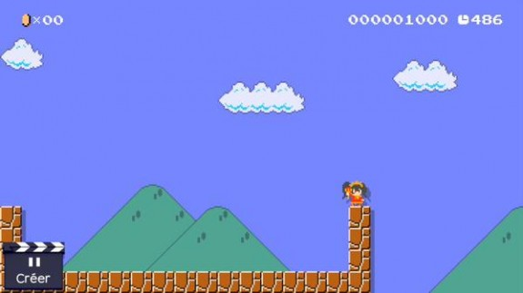 WarioWare Super Mario Maker