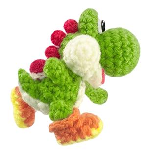 Protagonista de Yoshi's Woolly World