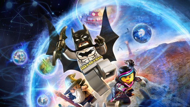lego dimensions wallpaper