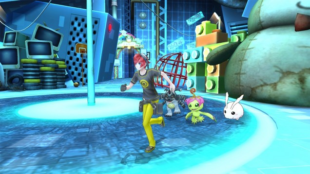 Digimon Story Cyber Sleuth PAL 08