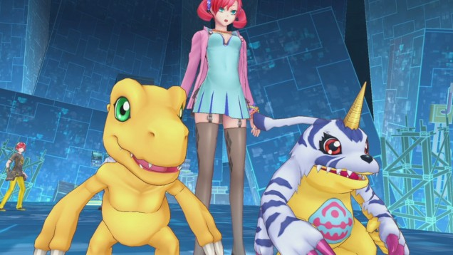 Digimon Story Cyber Sleuth PAL 16