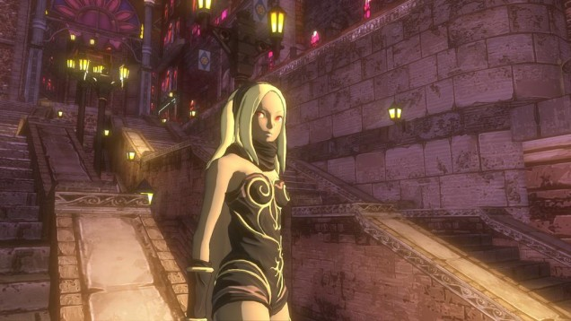 Gravity Rush Remastered west