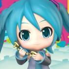 Hatsune Miku Project Mirai DX cute