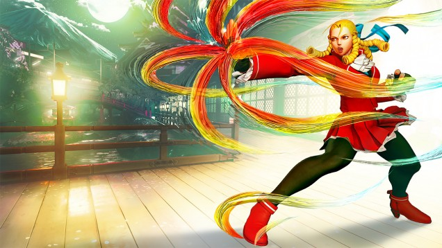 Karin-Street-Fighter-V