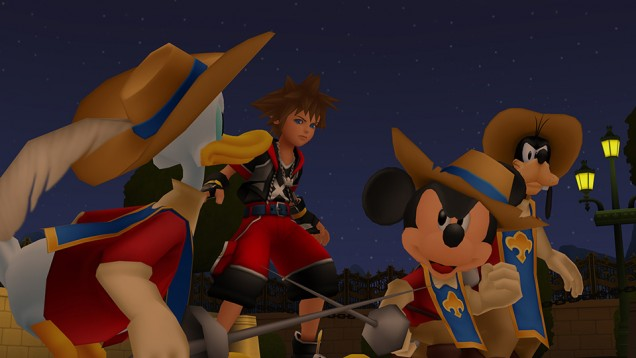 Kingdom Hearts HD 2 8 Final Chapter Prologue (3)