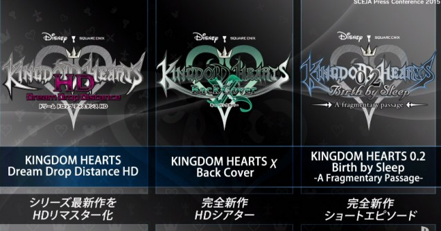 Kingdom Hearts HD 2 8 final chapter prologue