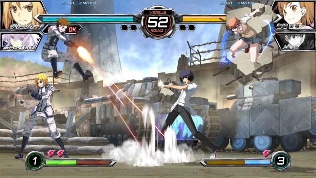 Quenser Barbotage Dengeki Bunko Fighting Climax Ignition 01