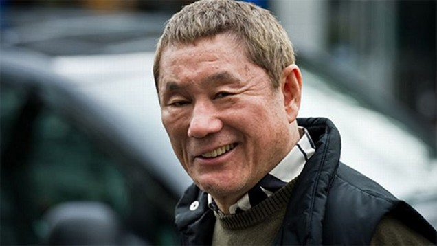 Takeshi Kitano en Yakuza 6
