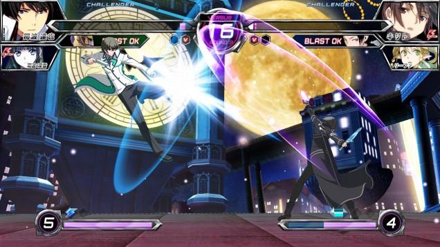 Tatsuya Shiba Dengeki Bunko Fighting Climax Ignition 02
