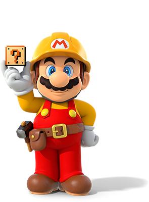 Super Mario Maker personaje