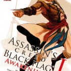 Assassins Creed Black Flag 1 Panini