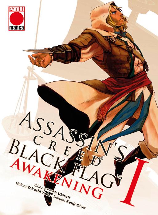 Assassins Creed Black Flag 1 Panini
