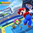 Mario Tennis Ultra Smash arte