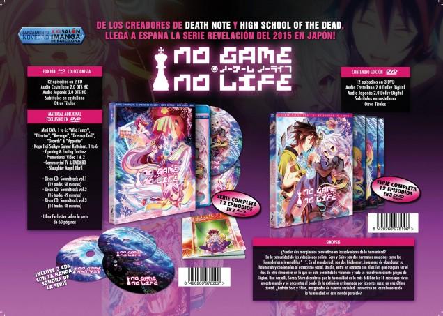 no game no life selecta vision