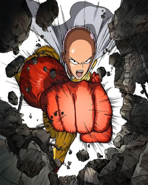 One Punch Man OVA BD DVD