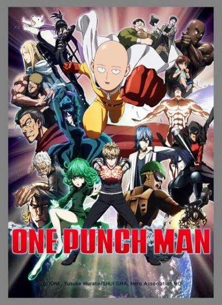 One Punch Man Selecta
