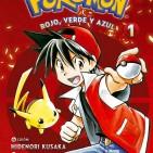 Pokemon Rojo Verde Azul manga norma