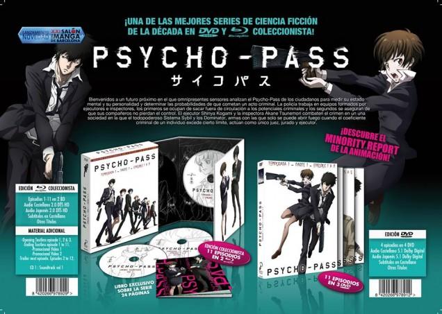 Psycho Pass Selecta Vision