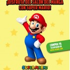 Super Mario XXI Salon Manga Barcelona
