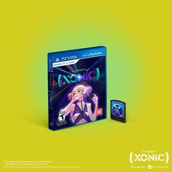 Superbeat Xonic ediciones (2)