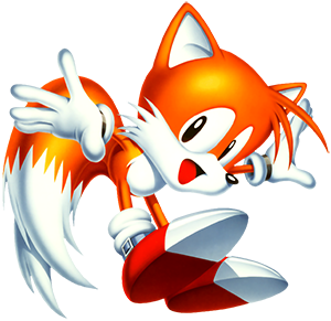 Tails Miles Prower