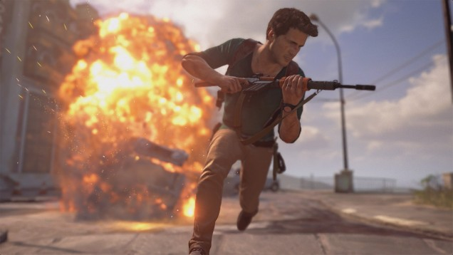 Uncharted 4 multijugador 3