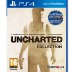 Uncharted Nathan Drake Collection PAL