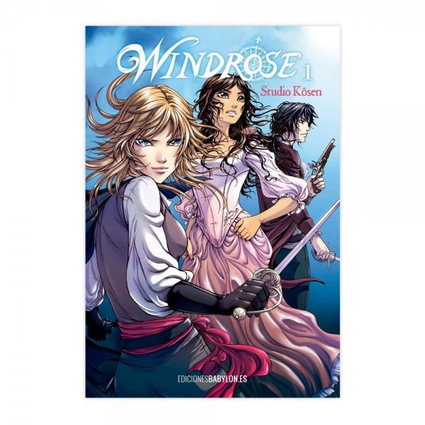 Windrose 1 Babylon