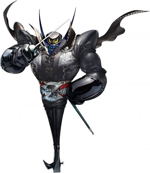 Zorro Persona 5