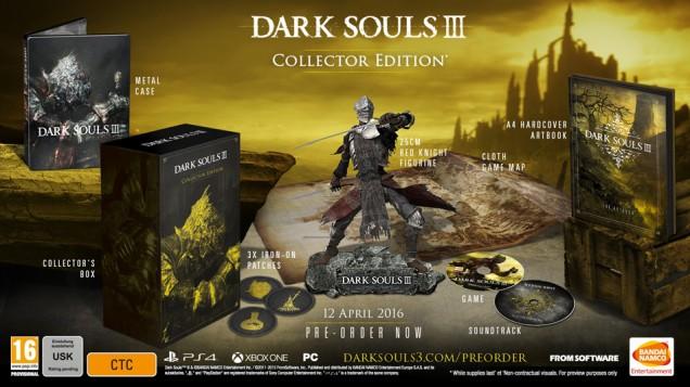 Dark Souls III Collector Edition