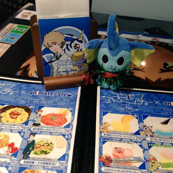 Digimon Adventure tri cafeteria 14