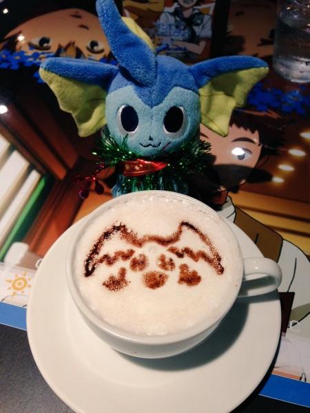 Digimon Adventure tri cafeteria 15