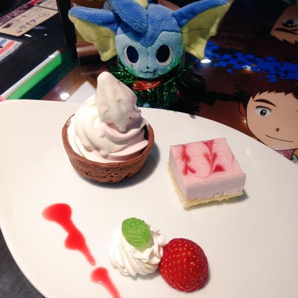 Digimon Adventure tri cafeteria 16
