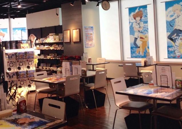 Digimon Adventure tri cafeteria 3
