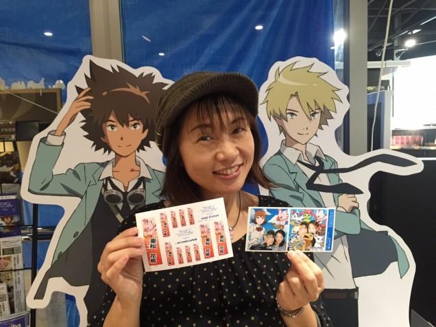 Digimon Adventure tri cafeteria 4