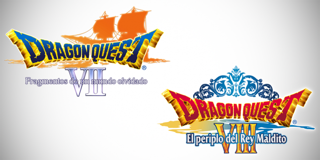 Dragon Quest VII VIII 3DS