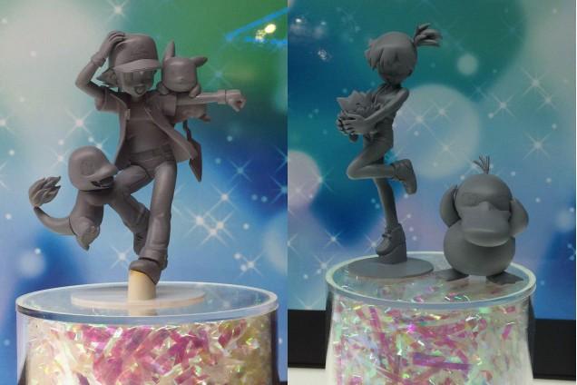 figuras-ash-misty-pokémon
