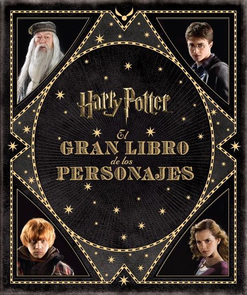 Harry Potter Libro Personajes Norma