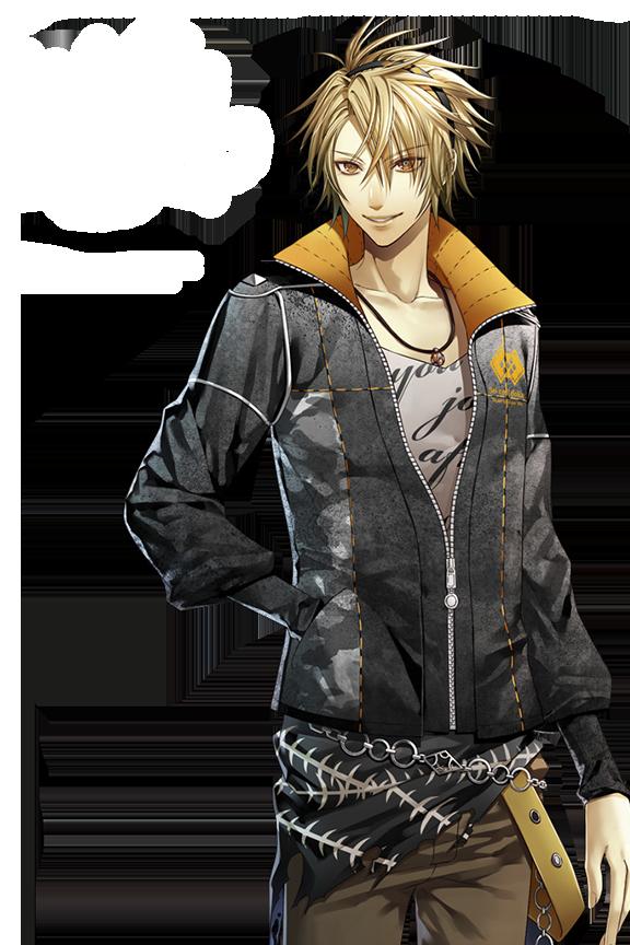 Amnesia Character Art