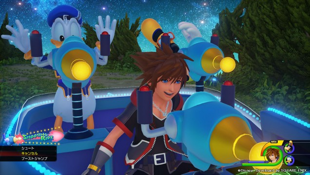 kingdom hearts 3 buzz